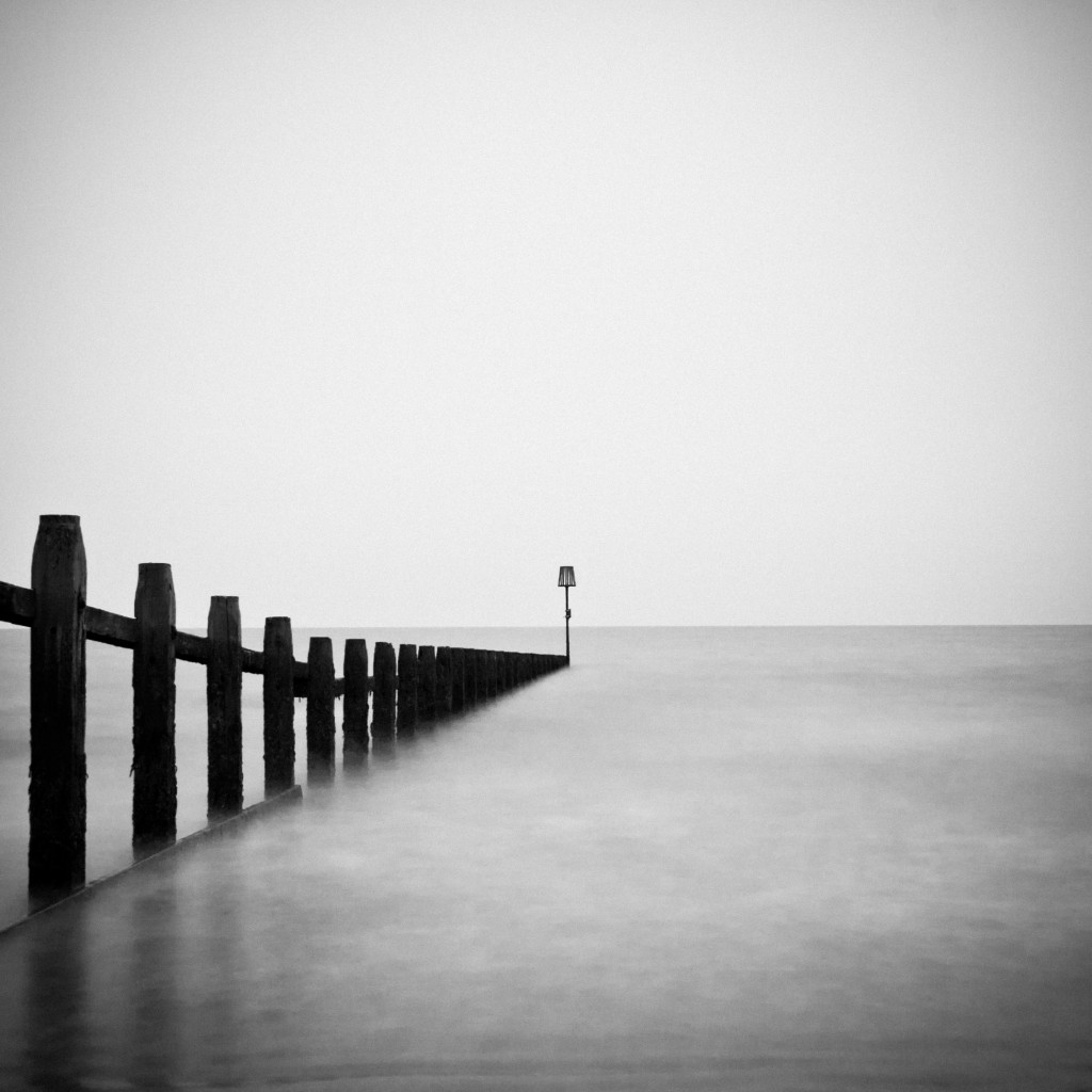 Sea Groyne 30s Exposure