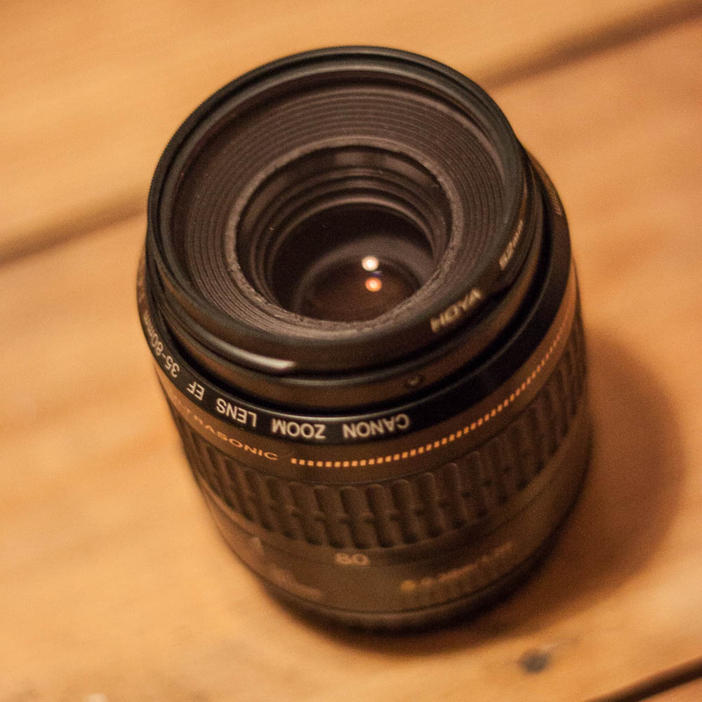 35-80mm Reassembled